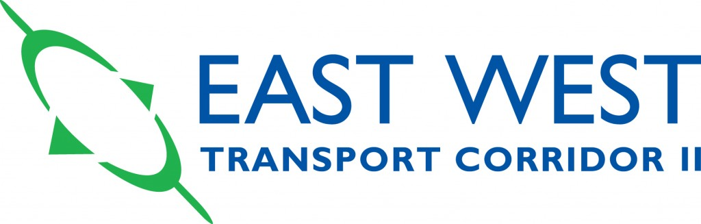 East West Transport Corridor logotype